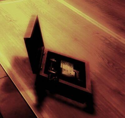 Music box table