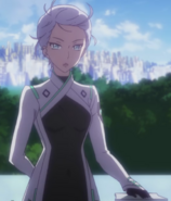 Veronica Ananko in Anime
