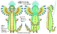 Yukari Quetzalcoatl Trance (Design)