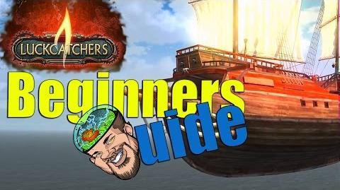 LuckCatchers Beginners Guide - Tutorial