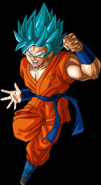 Goku SSJB2