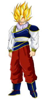 Goku Yardrat SSJ