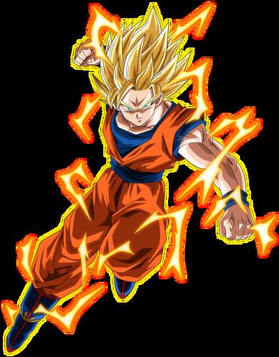 Neo Goku SSJ2