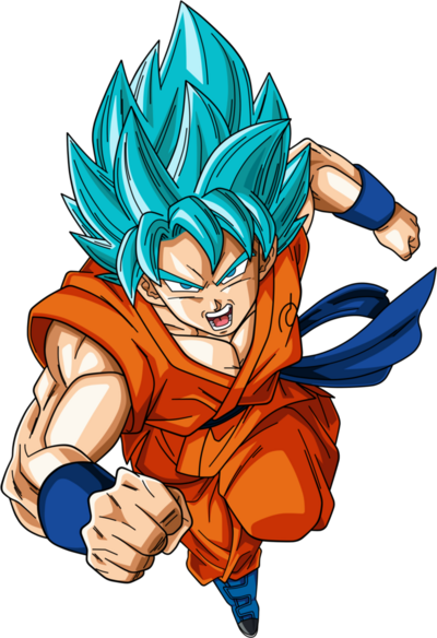 Neo Goku SSJB