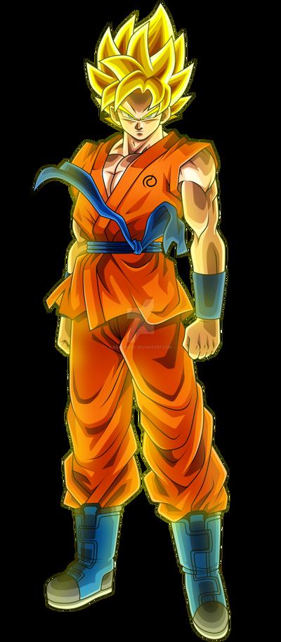 Neo Goku Chou SSJ