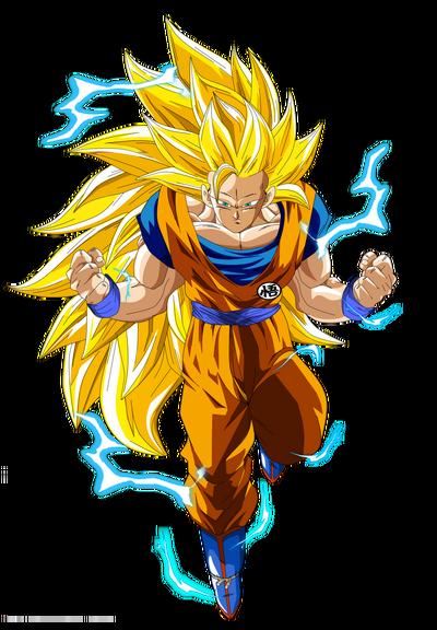 Neo Goku SSJ3