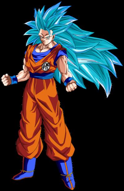 Goku SSJB3
