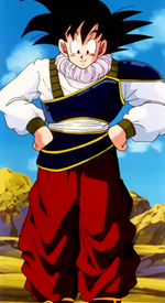 Goku Yardrat base