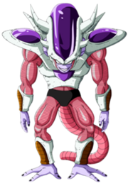 Freeza 3rd form