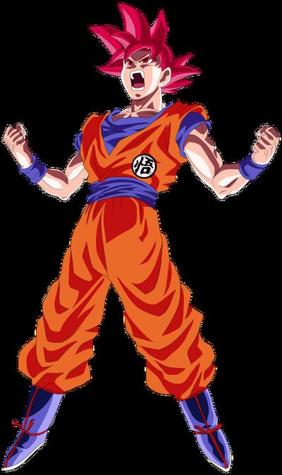 Neo Goku SSJG
