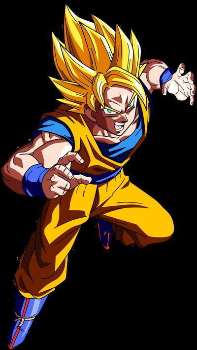 Neo Goku SSJ