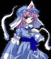 Yuyuko fanart