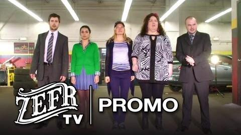 Lucky 7 Season 1 Promo (2013) - Rizwan Manji, Matt Long Show HD