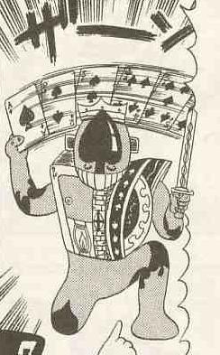Spade Man