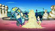 S1 OT Friday the popcorn maker