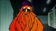 S1 E7 hairy Bearded man 2