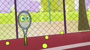 S1 E1 Friday the tennis racket