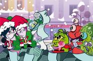 Christmas List Lucky Fred
