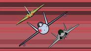 S1 E1 jet miniature bots