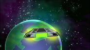 S1 E5 outside Earth
