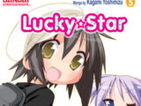 Lucky Star volume 5