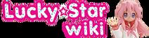 Lucky☆Star Wiki-wordmark