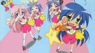 Lucky☆Star - Kaeshite! Knee Socks