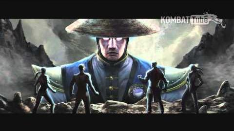 Mortal Kombat (2011) - Endings - Raiden