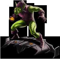 Marvel- Avengers Alliance - Green Goblin