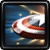 Marvel Avengers Alliance - Icons - Captain America - Shield Throw