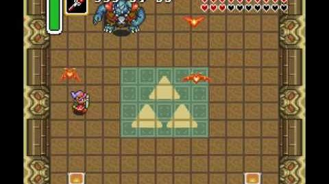 The Legend of Zelda - A Link to the Past - Ganon