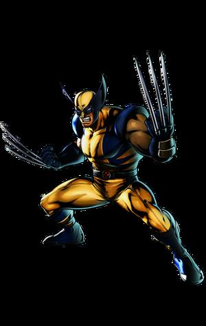 Ultimate Marvel vs. Capcom 3 - Marvel Comics Characters - Wolverine