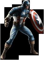 Marvel Avengers Alliance - Captain America (World War II)