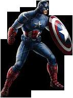 Marvel Avengers Alliance - Captain America (The Avengers)