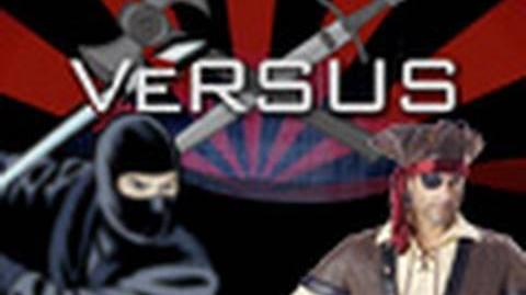 Versus - Ninjas vs. Pirates
