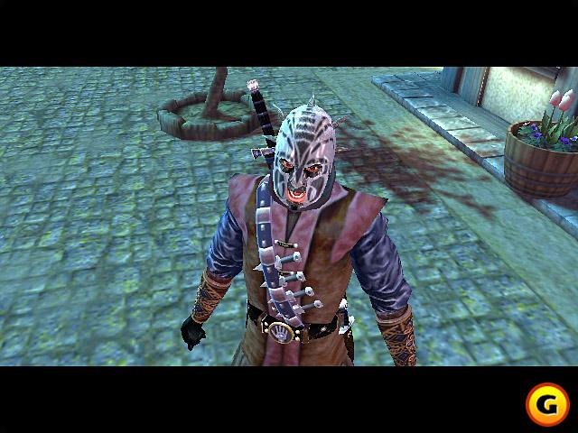 Baldur's Gate- Dark Alliance - Karne