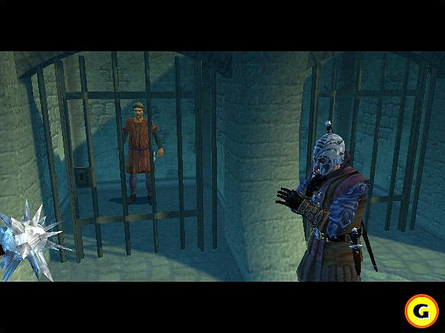 Baldur's Gate Dark Alliance - Bugbear Chieftain, Ethon & Karne