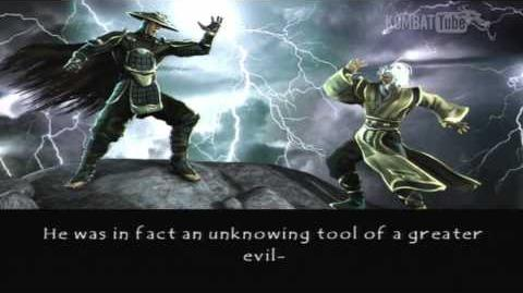 Mortal Kombat Deception - Endings - Raiden