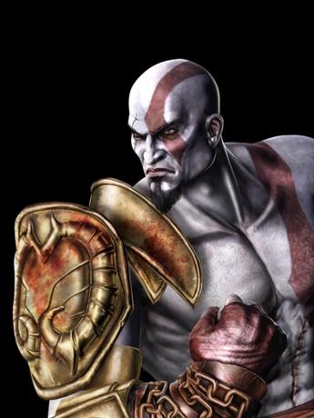 Mortal Kombat - VS Kratos