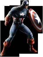 Marvel Avengers Alliance - Captain America (Classic)