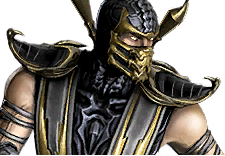 Mortal Kombat - Ladder Images - Scorpion