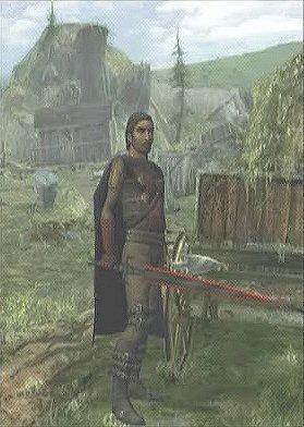 Baldur's Gate- Dark Alliance II - Artemis Entreri