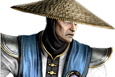 Mortal Kombat (2011) - Ladder Images - Raiden