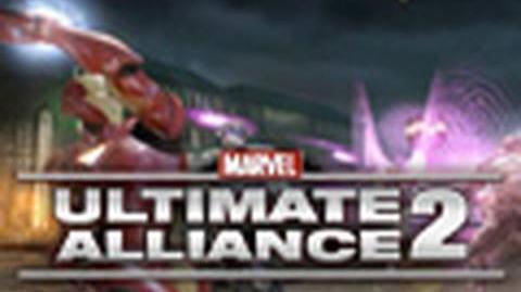 Marvel Ultimate Alliance 2 - Deadpool