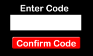 Confirm Code Finished