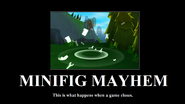 Minifig Mayhem
