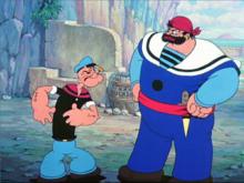 Popeye Sinbad