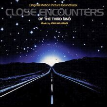Close Encounters soundtrack