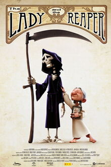 The Lady and the Reaper poster