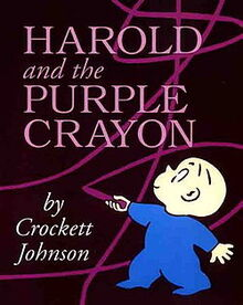 250px-Harold and the Purple Crayon (book)